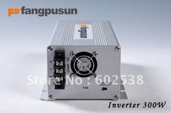 300W DC12V/24V  to AC 100/120/230V Power Inverter