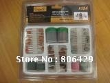 Grinding head sets /Polishing tool kit 134PCS  VK-800-134