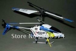 Heli 3CH RC Helicopter Helikopter X108 With GYRO & USB(China (Mainland))