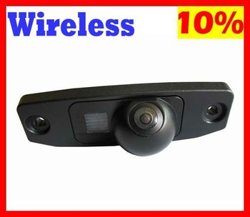 Free Shipping wireless Car Rear View Camera Rearview Reverse Backup for Hyundai Elantra/Tucson/Rohens/HAWTAI NewSantafe/Veracruz