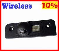wireless Car Rear View Camera Rearview Reverse Backup for SKODA Octavia / Superb parking assist reversing system