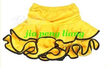 Hot Sale Children's dancewear,girls dancewear,latin ballroom ,dance clothes Latin Dance Skirt  10 Colors 10pcs Free Shipping