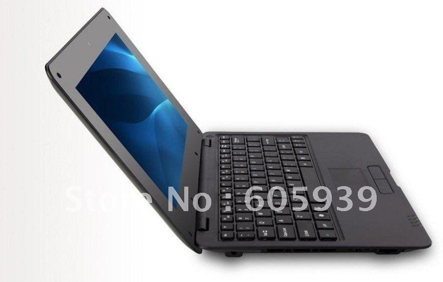 brand new &good quality 10inch EPC mini laptop VIA8505 +wifi+Camera with gift(China (Mainland))