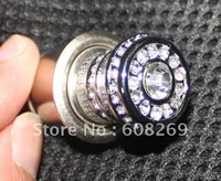 freeshipping  Wholesale  Universal diamond car cigarette lighter / car cigarette lighter with diamond
