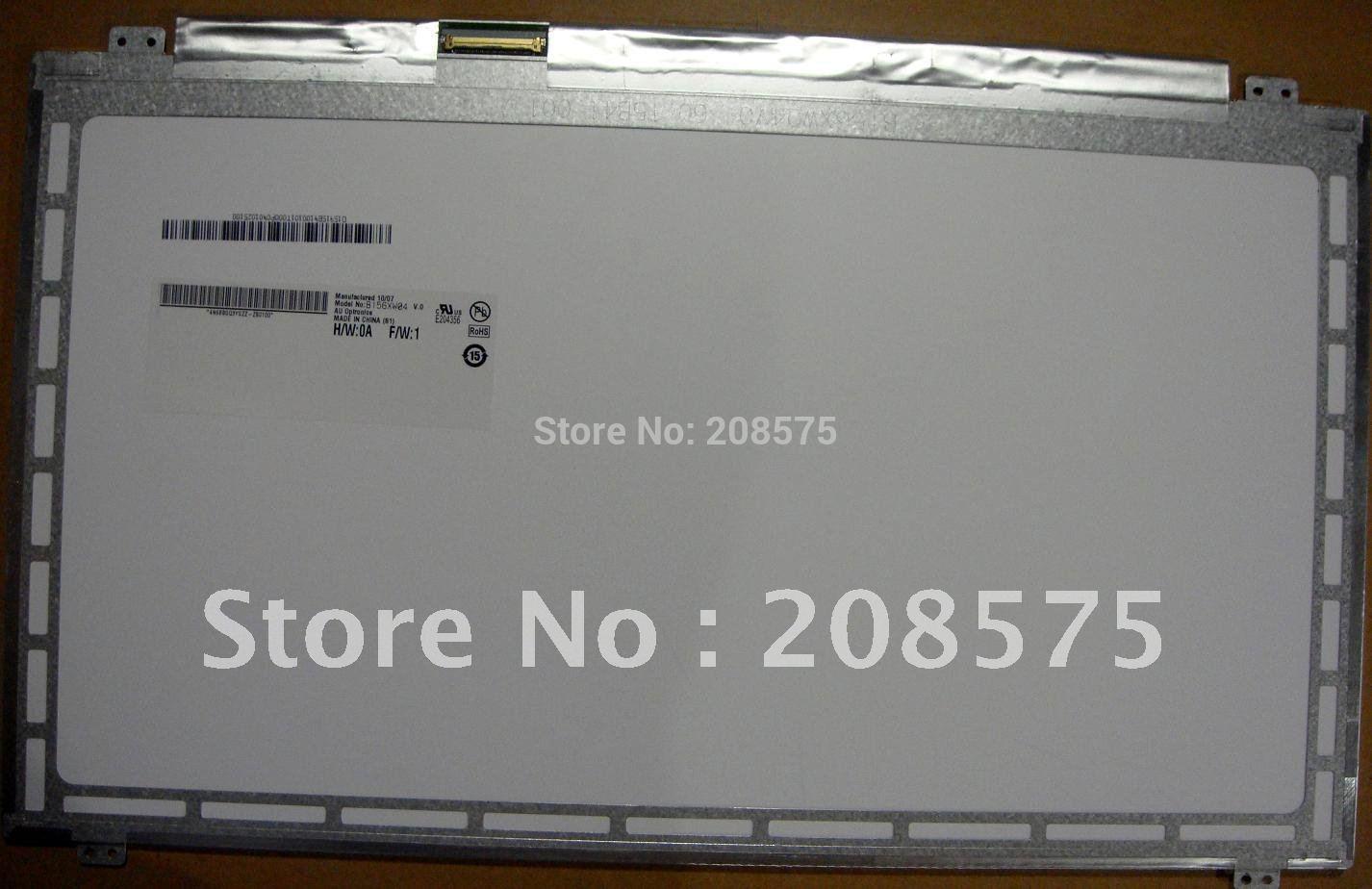 Free shipping B156XW04 V.0 V.6 V.5 LP156WH3 B156XW03 N156BGE-L41 N156B6-L0D LTN156AT20 LTN156AT30 NEW LED Display Laptop Screen(China (Mainland))