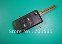 Chevrolet remote key shell 3 button