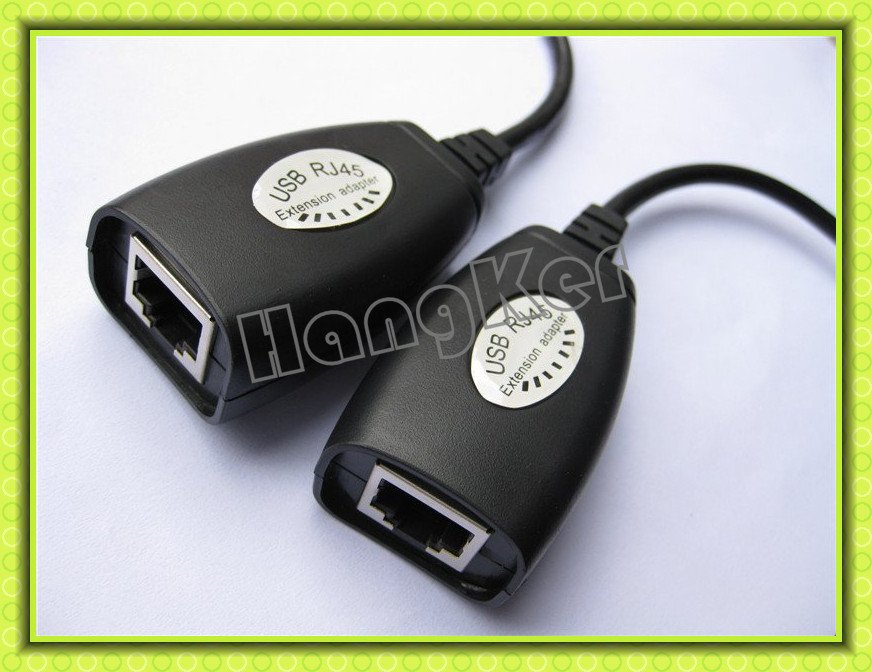 USB extender, rj45 over cat5e usb extender(China (Mainland))