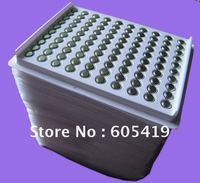 18000pcs/lot,AG1 LR60/164/621  1.5V alkaline button cell battery
