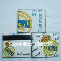 Real Madrid Color Printing PU wallet, Real Madrid wallet