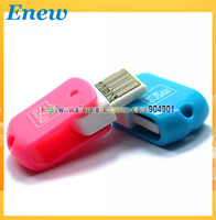wholesale usb 2.0 Micro SD/SDHC Card Reader TF T-Flash