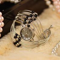 Promotion! 10pcs/lot Top Selling Items Hot Style Wholesale Jewelry Bangle Bracelet Wrist Fashion Watch Women's watch Ladies