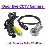380 TV Lines CCTV Door Eye Hole Security Color Camera S50