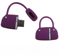 Free shipping Wholesale full capacity handbag 4GB 8GB 16GB 32GB USB 2.0 Memory Stick Flash Pen Drive
