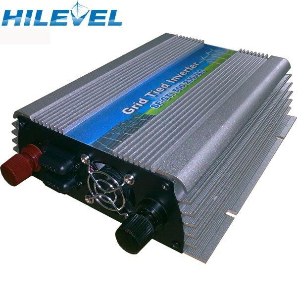 Grid Tie Power Inverter DC 10.5-28V to AC 110V/230V 500W Solar Wind Grid Tie Inverter Free Shipping