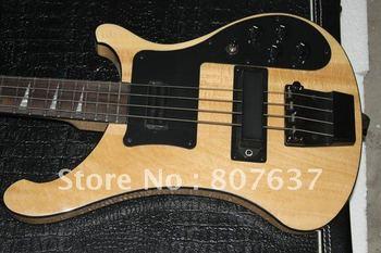 Ric 4 string Electri bass mahogany Free shipping In stock