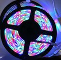 $10 off per $300 order 3528 RGB SMD 5M 300 LED Strip Waterproof +24 Key IR Remote