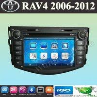 """7"""" Car DVD Player GPS Navigation for  CAR Stereo radio for Toyota RAV 4 RAV4"""