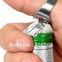 Hot Sale Ring Bottle Opener Finger Bottle Opener Metal Bottle Opener Stainless Steel Opener 100pcs