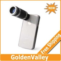 $10 off per $300 order Telescope 6X Zoom Camera + Case Holder for iPhone 4