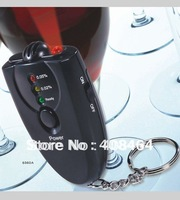 Cheap Mini keychain LED Alcohol Tester -(Model 6360)