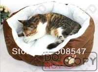 New heat,warm, Indoor Pet Puppy Dog Cat Bed House soft Warm,pet house