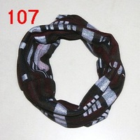 New Arrival Mixedlot (24pcs/lot) Fleece  multifunctional seamed magic bandana