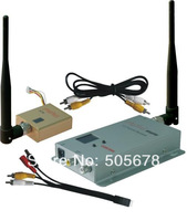fpv rc wireless Audio and Video Transmitter 1.3GHz 800mW