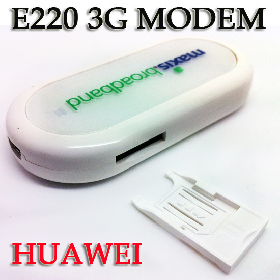 E220 Huawei modem 3G Modem HSUPA for google android tablet PC free post(Hong Kong)