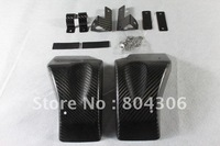 SKYLINE R35 BNR35 GTR H STYLE  BRAKE  COOLING GUIDE CARBON FIBER