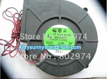 New Origianal DC silent multi-blade blower Fan Servo 24V 0.34A 8W SCBD24Z7 Fan,Brushless Fan, Blower Fan