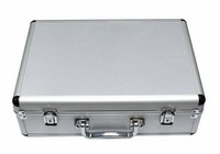 Aluminium case tool box for Transmitter remote controller and single rotor RC helicopter