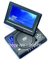 "Richer Sounds  Portable DVD Player 7.5"" Screen. USB port. black THIS ITEM IS BRAND NEW"