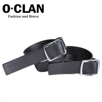 OLDCLAN Free Shipping wholesale+ fashion genuine Cowhide leather Belt for men+ Authentic Leather Belts FGB09018