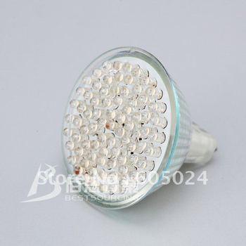 FREE SHIPPING hot selling  MR16 78 LED 12V SPOT LIGHT BULBS LAMP  WARM WHITE / DAY WHITE