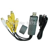 4 CHANNEL USB DVR Video Audio Capture Adapter Easycap