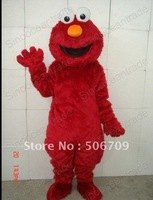 Elmo Sesame Street Elmo Mascot Costume Facy Dress Outfit Animal mascot costume