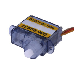 Free Shipping+1pcs retail DOMAN RC DM-S0037 3.7g micro rc servo(China (Mainland))