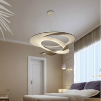 Dia 50CM Modern Pendant lighting white YSL-ML0017,Free Shipping