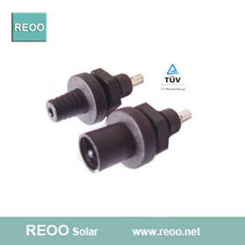 Solar PV module plug in connector  MC3 for professional manufacturers