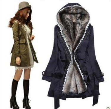 Faux Fur Winter Coats