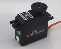 Free shipping+1pcs retail DOMAN DM-S1500M 15kg.cm metal gear rc servo for rc baja