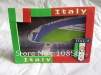 Italy photo frame/ cross section