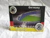Germany photo frame/ football team cross section