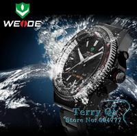 Fashion Quartz Stainless Steel Watch Mens Wristwatch Alarm Free Ship