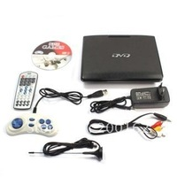 7.5 inch Portable DVD Player VCD SVCD CD MP3 TV IN Car  DHL.EMS.FedEx