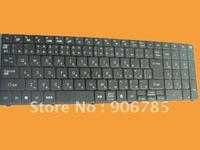 The new black keyoard NSK-ALB0J  for ACER 5810 5536 JP version 9Z.N1H82.B0J