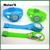 Mulan'S 100pcs/lot New arrival  Colorful 1ATM waterproof watch cool designer wrist watches on sell ,FREE SHIPPING DHL