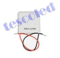 2pcs TEC Thermoelectric Cooler Peltier 12703