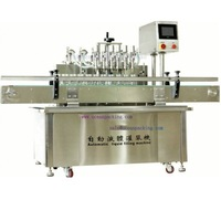 full automatic water filling machine with 6 heads