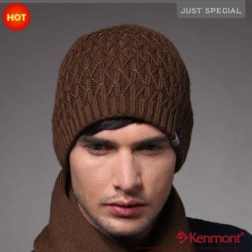 30 Hot Promotion font b Men s b font font b Winter b font Wool - Winter Caps For Men